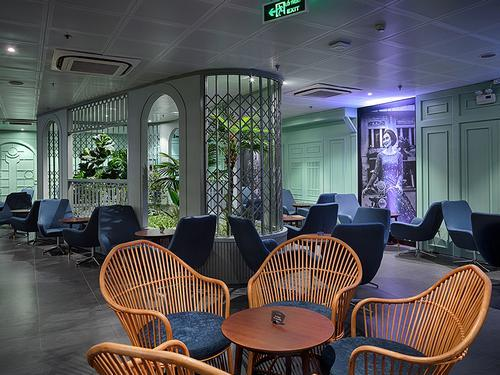 Le Saigonnais Business Lounge, Ho Chi Minh International