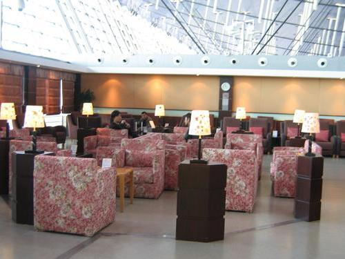 First Class Lounge (No.37), Hongqiao International Shanghai