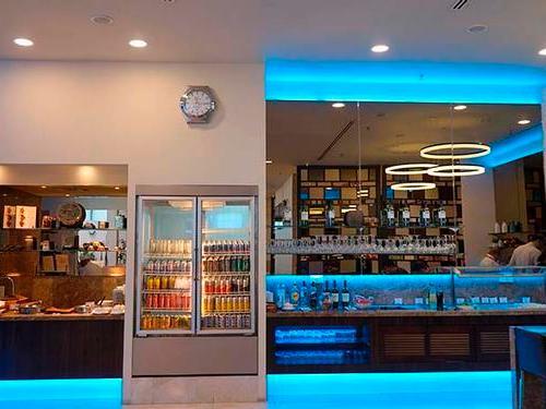 SATS Premier Lounge, Singapore Changi