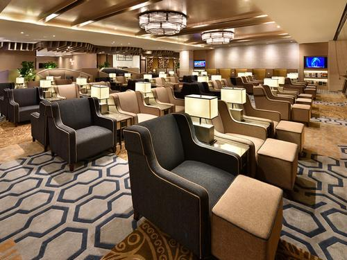 Plaza Premium Lounge, Singapore Changi