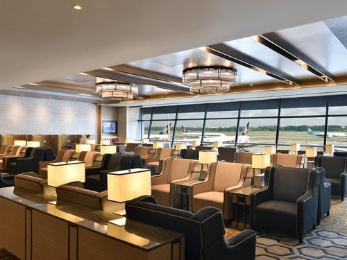 Plaza Premium Lounge, Singapore Changi