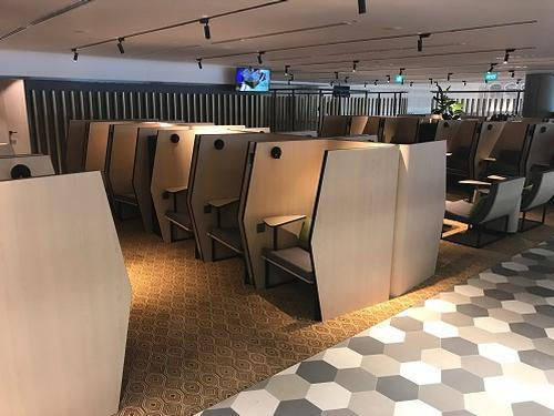 Blossom Lounge, Singapore Changi International, Singapore