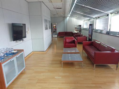 Buisiness lounge No.1044, Sarajevo International