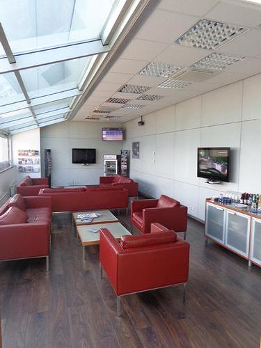 Buisiness lounge No.1043, Sarajevo International