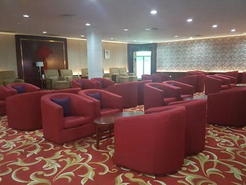 First Class Lounge, Shijiazhuang Zhengding International