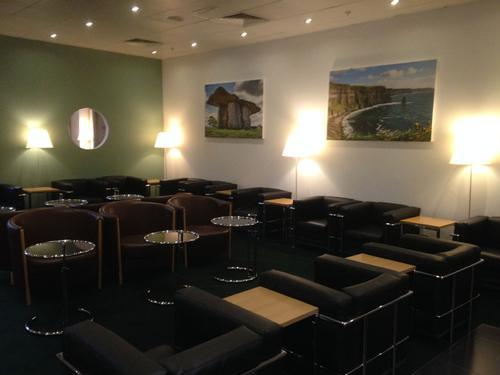 Rineanna Lounge, Shannon International