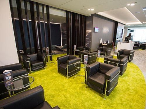 Rineanna Lounge, Shannon International, Ireland