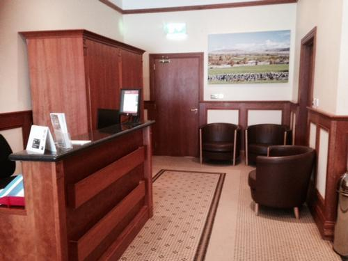 Burren Suite, Shannon International