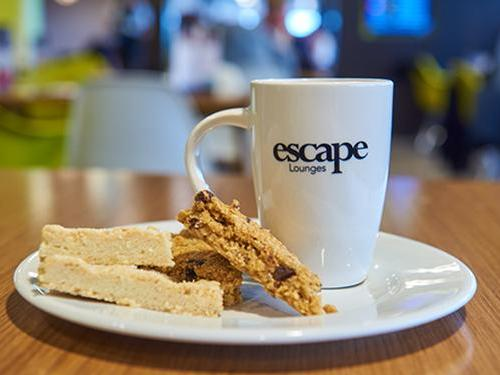 The Escape Lounge, London Stansted, United Kingdom