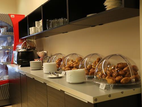 Amber Lounge, Moscow Sheremetyevo