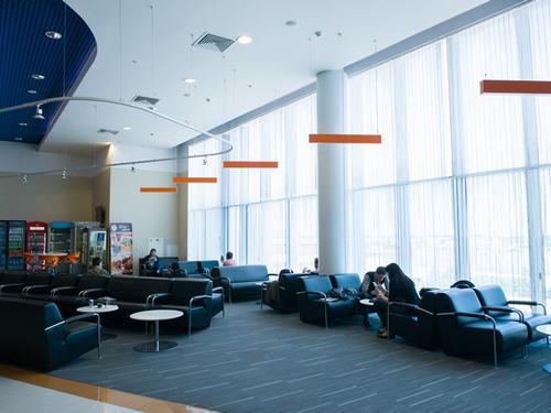Galaxy Lounge, Moscow Sheremetyevo