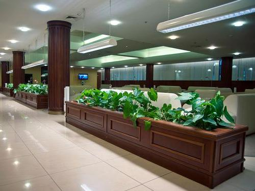 TERMINAL C BUSINESS LOUNGE