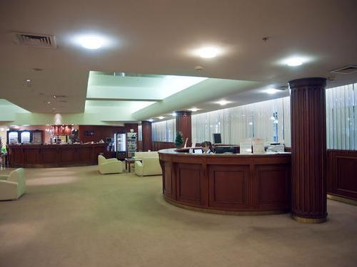 Persey Lounge, Moscow Sheremetyevo