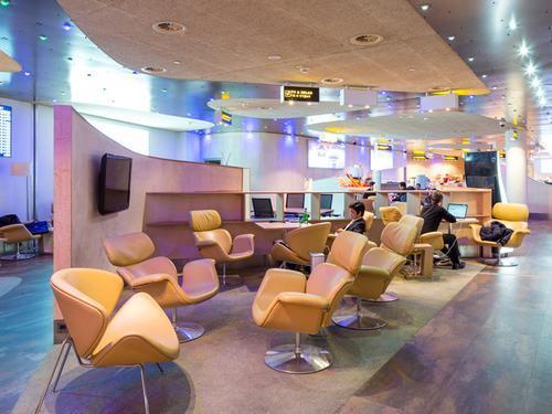 Blues Lounge, Moscow Sheremetyevo