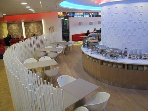 Matryoshka Lounge, Moscow Sheremetyevo