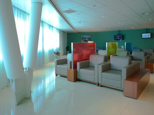 Executive Lounge. St. Maarten International