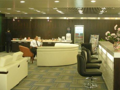 First Class Lounges, China Quingdao Liuting International Airport