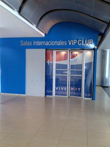 Salas Internacionales VIP Club, Toncontin International