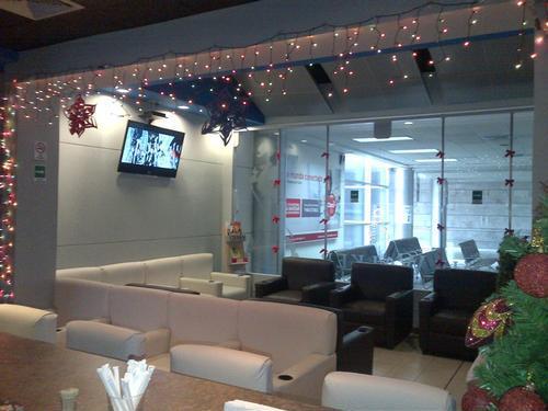 Salas Internacionales VIP Club, Toncontin International