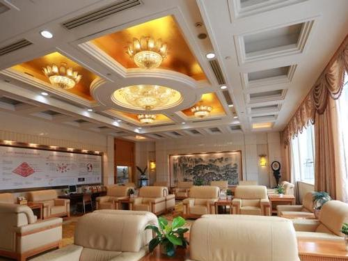 VIP Lounge, Jinan Yaoqiang International