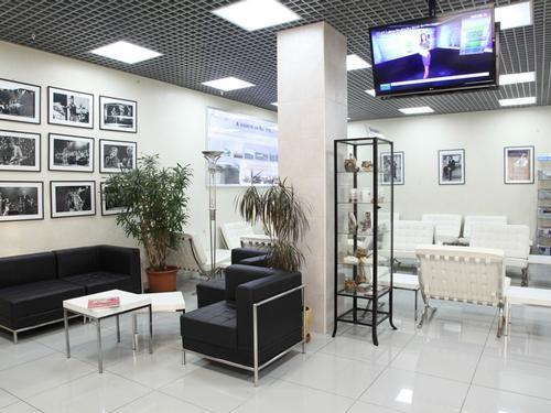 Business Lounge, Tomks Bogashevo