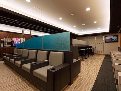 IASS Executive Lounge, Tokyo Narita International