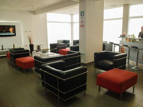Caral VIP Lounge, Trujillo International