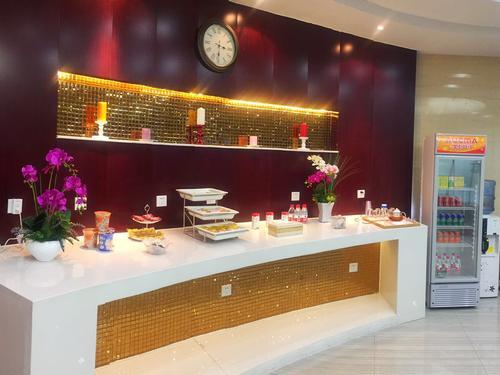Okay Airways First Class Lounge, Tianjin Binhai International