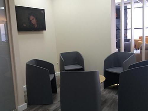 International Business Lounge, Timisoara International, Romania