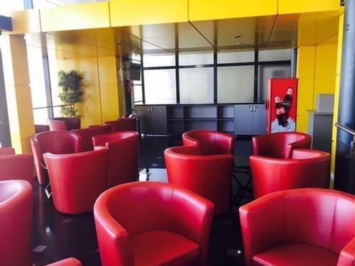 Domestic Business Lounge, Timisoara International, Romania