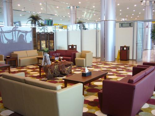 Tasheel First Class Lounge, Tabuk Regional