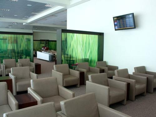 International VIP Lounge, Quito International