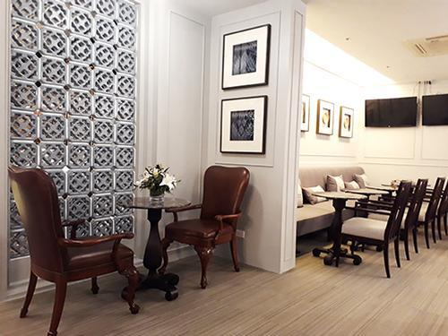 The Coral Executive Lounge, Udon Thani Intl, Thailand