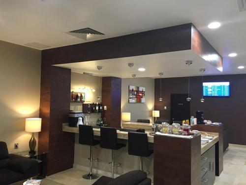 Caral VIP Lounge, Veracruz Heriberto Jara International