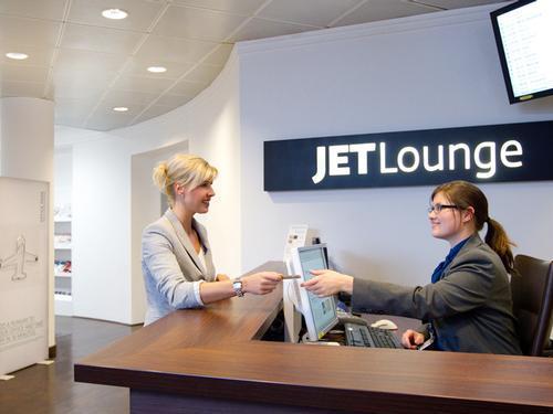Jet Lounge, Vienna Schwechat