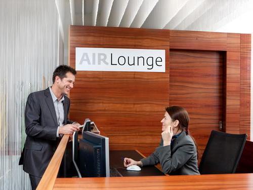 Air Lounge, Vienna Schwechat