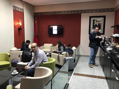 Pearl Lounge, Dakhla, Western Sahara