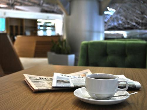 Tchaikovskiy Lounge By UTG Aviation Services, Moscow Vnukovo International