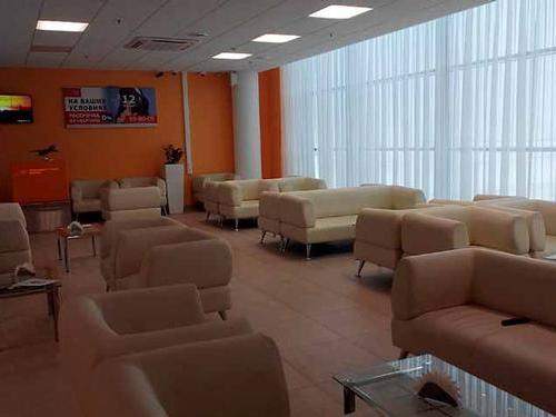 Business Lounge, Volgograd International