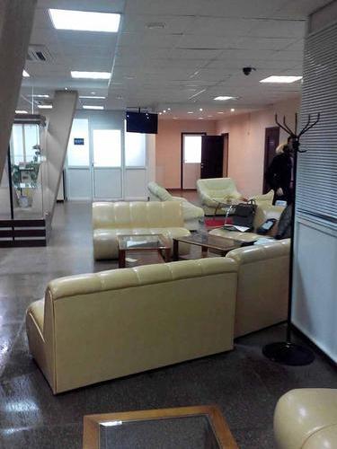 Business Lounge, Volgograd International