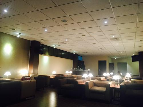 The Lounge VIP, Santa Cruz Viru Viru International