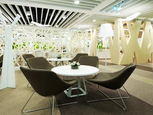 Preludium Lounge, Warsaw Frederic Chopin, Poland