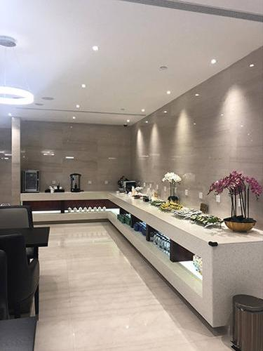 First Class Lounge 1, Wenzhou Longwan Intl, China