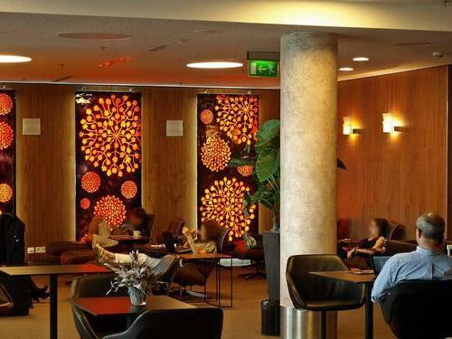 Executive Lounge, Wroclaw Nicolaus Copernicus