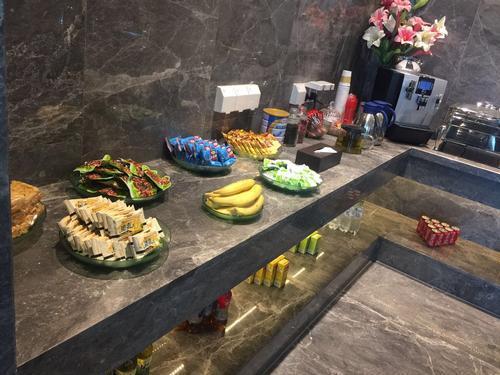 No. 2 First Class Lounge, Wuhan Tianhe International
