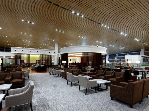First Class Lounge, China Xiamen Airport