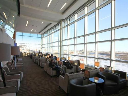 Plaza Premium Lounge, Edmonton International