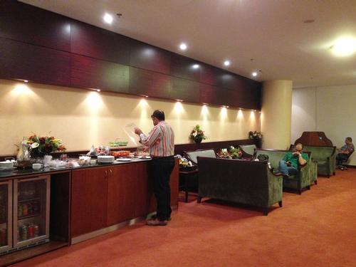 Tasheel Fisrt Class Lounge, Yanbu Regional