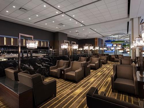 Plaza Premium Lounge (Domestic), Vancouver International Airport