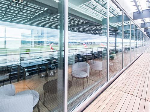 Panorama Lounge, Zurich